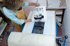 Beisinghoff Printmaking Residency