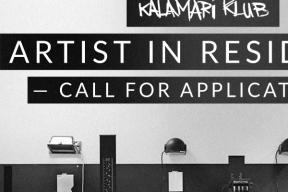 KALAMARI KLUB – Community Darkroom – Artist in Residence – April 2018