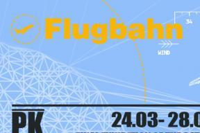 """FLUGBAHN"" / international group exhibition"