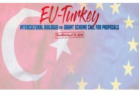 Call for Proposals Grant Scheme for EU-Turkey Intercultural Dialogue