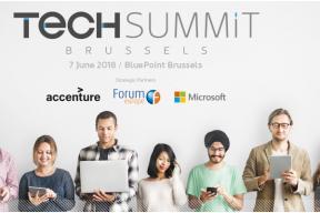 Brussels Tech Summit - 07/06/2018