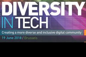 Diversity in Tech - 19 June (Brussels)
