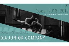 DANCE IN ART AUDITIONS 2018