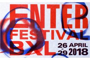 ENTER Festival BXL: 26-29 April