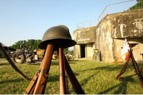 12ᵉ édition du camp 1939-1945 au Mémorial Maginot (Haut-Rhin)