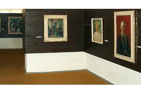 Art HistoricaI Exhibition - Dezider Milly art gallery