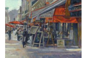 Chris Willey Plein Air Painting Tour