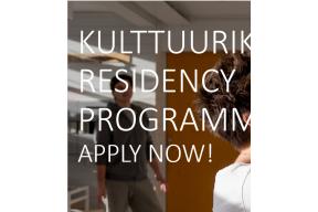 New KK AiC - Artist-in-Community programme in Finland!