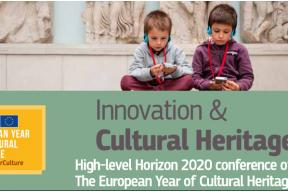 Innovation & Cultural Heritage, Conference Report