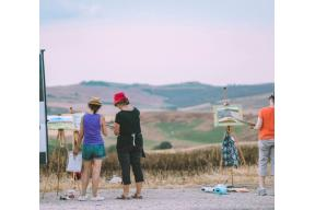 Studio Italia 2019 (June 14-24)- Art Workshop in Tuscany