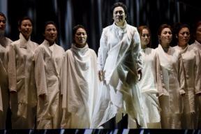 Vienna - National Theater of Korea - The Trojan Women