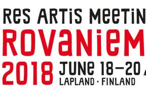 Res Artis Meeting Rovaniemi, Lapland Finland