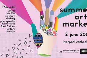 Summer Arts Market 2018