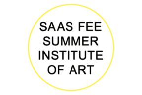 Saas-Fee Summer Institute of Art.