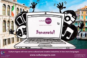 Culture Agora è adesso disponibile in italiano!