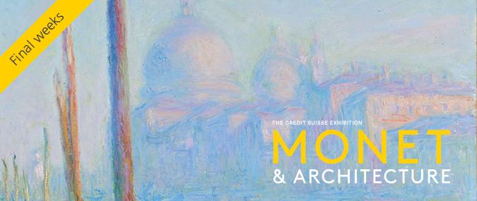 The Credit Suisse Exhibition: Monet & Architecture