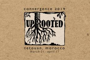 UPROOTED: Convergence 2019 art residency in Morocco