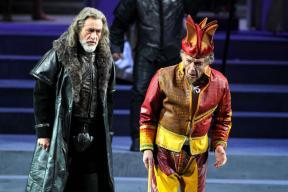 """""""Rigoletto"""" di Giuseppe Verdi nel Teatro Carlo Felice di Genova"""