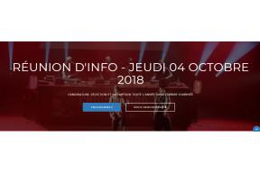 IMM   Réunion d'info   Tout savoir des métiers de la musique
