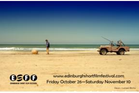2018 Edinburgh Short Film Festival