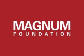 Internship at Magnum Foundation