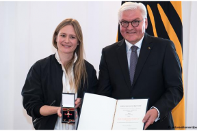 Culture Connects: 29 artists receive German order of merit