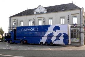 Le Cinémobile recherche un service civique