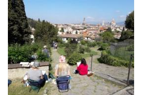 6th-13th April 2019 Florence Watercolour Workshop