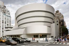 Internship at the Solomon R. Guggenheim Museum