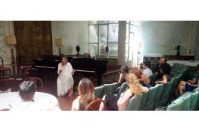 MASTERCLASSE DE PIANO AVEC ELIZABETH SOMBART