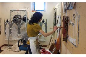 MFA in Studio Art