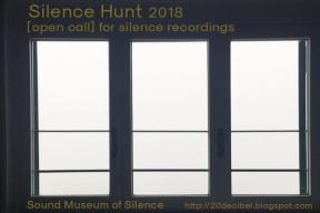 Below20 - Sound museum of Silence is looking for silent recordings
