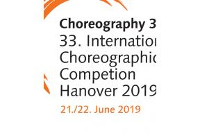 33. International Choreographic Competition Hannover, 21./22.6.2019