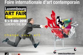 Foire internationale d'art contemporain-Luxembourg ART FAIR