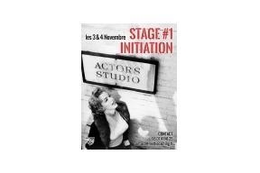 Method Acting Center : Stage #1 - Initiation à l'Actor Studio
