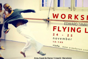 FLYING LOW WITH EDWARD TAMAYO BARCELONA