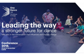 One Dance UK Conference 2018