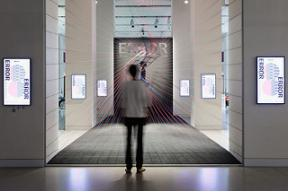 Ars Electronica in Berlin: ERROR – THE ART OF IMPERFECTION