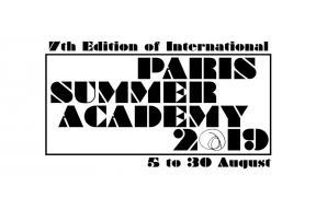 PARIS SUMMER ACADEMY 2019