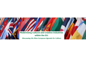 Modernising Cultural and Creative Industries within the EU - Symposium
