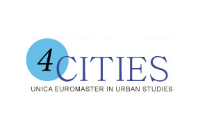 4CITIES scholarship for Master degree in urban studies