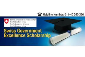 Swiss Government Excellence Scholarships for Foreigners
