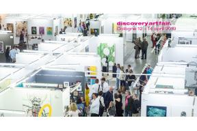 Application open for DISCOVERY ART FAIR Cologne