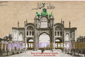 Gate of Tehran – Days of Experimental Sounds