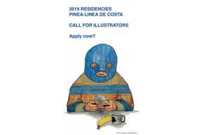 2019 Residencies AT PINEA-LINEA DE COSTA // Call for Illustrators