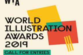 THE WORLD ILLUSTRATION AWARDS 2019 ARE OPEN FOR ENTRIES!