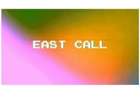 EAST CALLS / CURATORIAL RESIDENCY / SPRING 2019