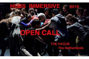 OPEN CALL HUBS IMMERSIVE FESTIVAL 2019