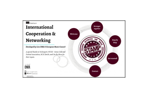 Online course: Networking and International Cooperation