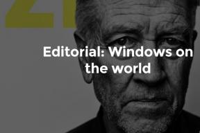 Editorial: Vensters op de wereld
